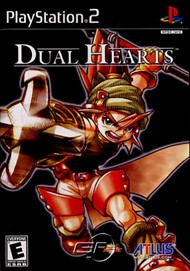 Rent Dual Hearts for PS2