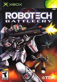 Rent Robotech: Battlecry for Xbox