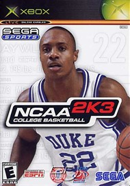 Rent NCAA College Basketball 2K3 for Xbox