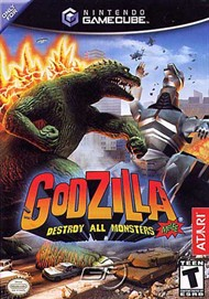Rent Godzilla: Destroy All Monsters for GC