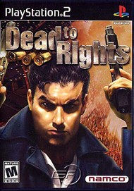 Rent Dead To Rights for PS2