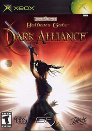 Rent Baldur's Gate: Dark Alliance for Xbox
