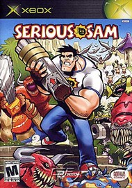 Rent Serious Sam for Xbox