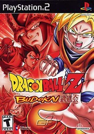Rent Dragon Ball Z: Budokai for PS2