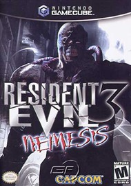 Rent Resident Evil 3: Nemesis for GC