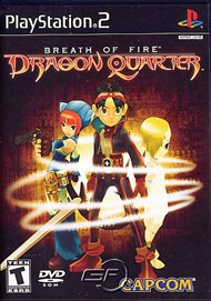 Rent Breath of Fire: Dragon Quarter for PS2