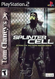Rent Tom Clancy's Splinter Cell for PS2