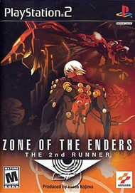 Rent Zone of the Enders: The 2nd Runner for PS2