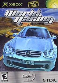 Rent Mercedes-Benz World Racing for Xbox
