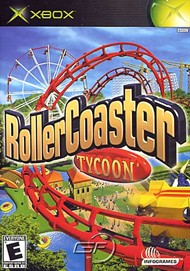 Rent RollerCoaster Tycoon for Xbox