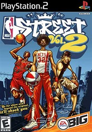 Rent NBA Street Vol. 2 for PS2