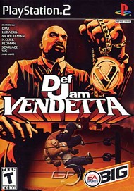 Rent DEF JAM Vendetta for PS2