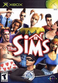 Rent The Sims for Xbox
