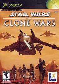 Rent Star Wars: The Clone Wars for Xbox
