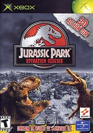 Rent Jurassic Park: Operation Genesis for Xbox