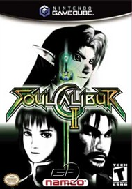 Rent Soul Calibur 2 for GC