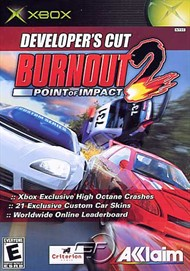 Rent Burnout 2: Point of Impact for Xbox