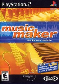 Rent Music Maker for PS2