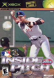 Rent MLB Inside Pitch 2003 for Xbox