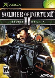 Rent Soldier of Fortune 2: Double Helix for Xbox