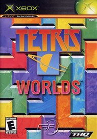 Rent Tetris Worlds Online for Xbox