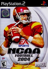 Rent NCAA Football 2004 for PS2