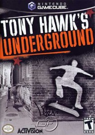 Rent Tony Hawk's Underground (THUG) for GC