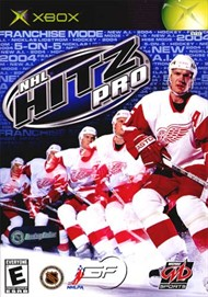 Rent NHL Hitz Pro for Xbox