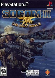 Rent SOCOM II: U.S. Navy Seals for PS2