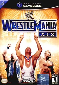Rent WWE Wrestlemania XIX for GC