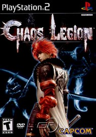Rent Chaos Legion for PS2
