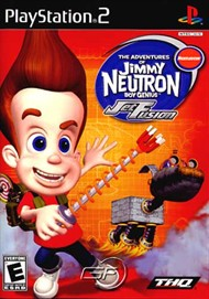 Rent Jimmy Neutron Jet Fusion for PS2