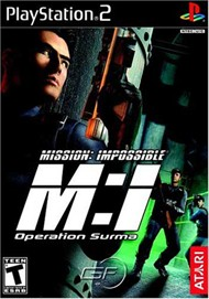 Rent Mission Impossible: Operation Surma for PS2