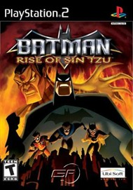 Rent Batman: Rise of Sin Tzu for PS2