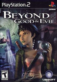 Rent Beyond Good and Evil for PS2