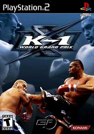 Rent K-1 World Grand Prix for PS2