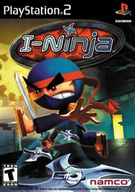 Rent I-Ninja for PS2
