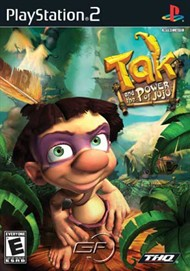 Rent Tak and the Power of Juju for PS2