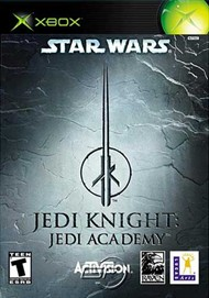 Rent Star Wars Jedi Knight: Jedi Academy for Xbox