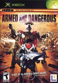 Rent Armed and Dangerous for Xbox