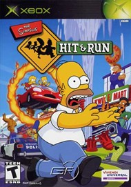 Rent Simpsons Hit and Run for Xbox