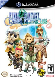 Rent Final Fantasy: Crystal Chronicles for GC