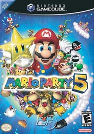 Rent Mario Party 5 for GC