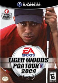 Tiger Woods PGA Tour 2004 - Pre-Played by GameFly - upc 014633146776 - Kick Back Gaming