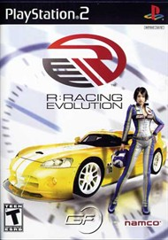Rent R Racing Evolution for PS2