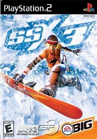 Rent SSX 3: Out of Bounds for PS2