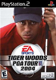 Tiger Woods PGA Tour 2004 - Pre-Played by GameFly - upc 014633146592 - Kick Back Gaming