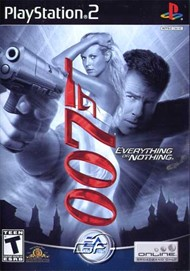 Rent James Bond 007: Everything or Nothing for PS2