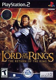 Lord of the Rings: The Return of the King - Pre-Played by GameFly - upc 014633146844 - Kick Back Gaming