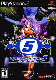 Rent Space Channel 5 for PS2